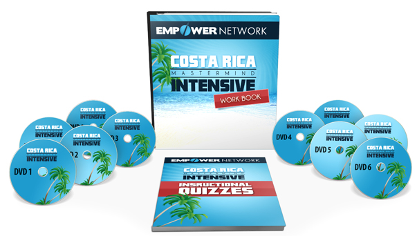 empower network costa rica intensive